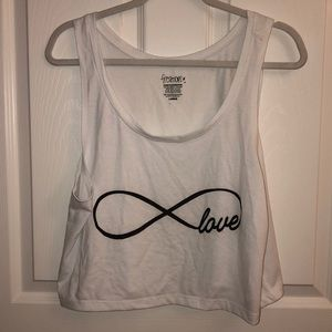 Fresh Tops Infinity Tank Top